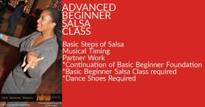 Advanced Beginner Salsa